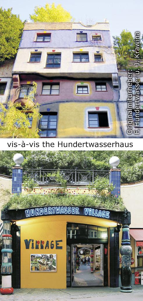 About The Hundertwasser Village